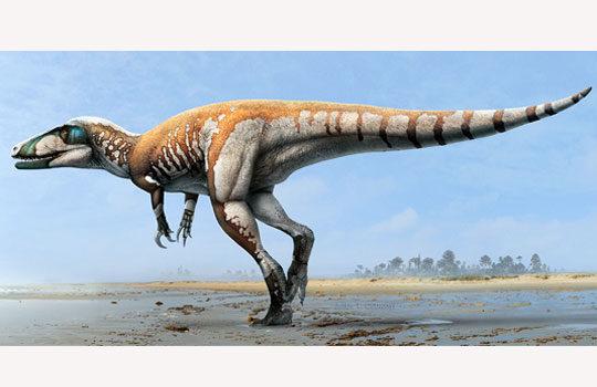 """Молниеносный коготь – """"Lightning Claw"""": хищный динозавр-мегараптор"""