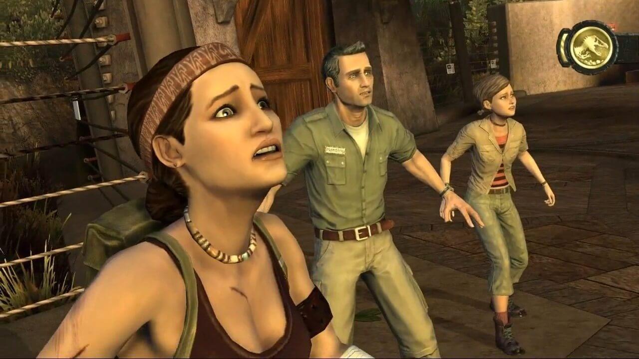 Наемница Нима, Доктор и его дочь Джесси