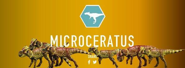 microceratus в jurassic world evolution