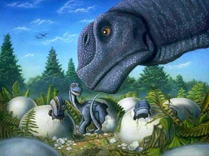 Потомство камаразавра