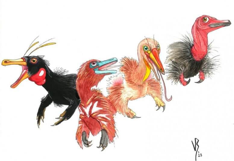 Новые виды динозавров помогли пролить свет на 70 миллионный пробел в палеонтологии