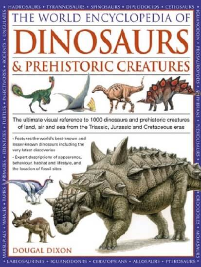 The world encyclopedia dinosaurs