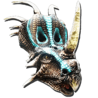 Костюм стиракозавра