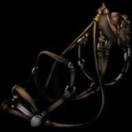 Седло для трицератопса Арк