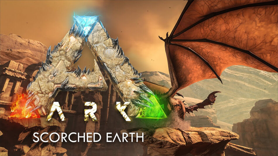 ARK: Scored Earth